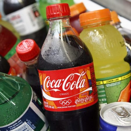 Soft Drinks & Juices